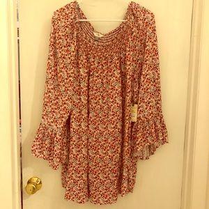 Woman's Terra-N-Sky blouse size 2X